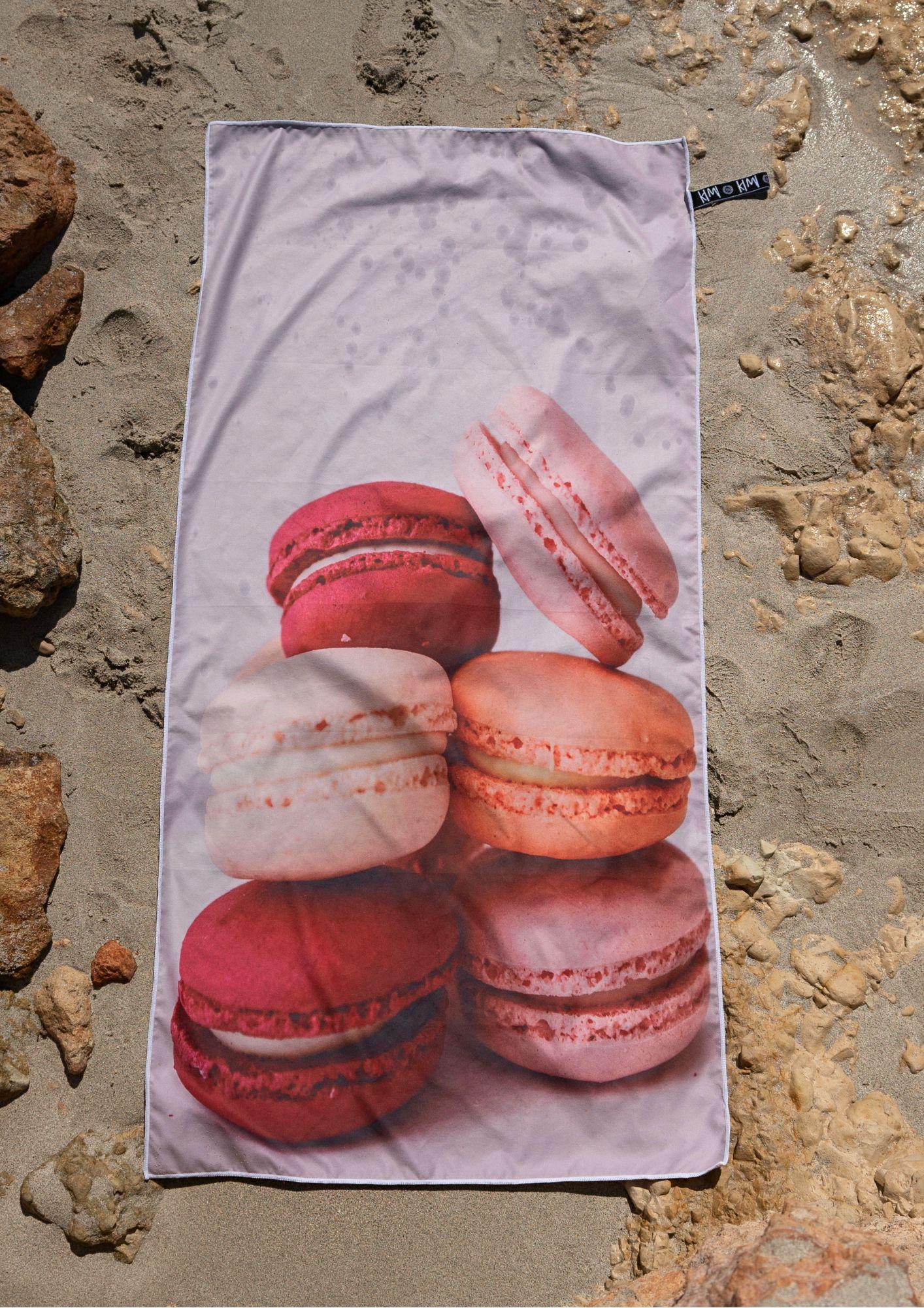 Donut MICROFIBRE TOWELS